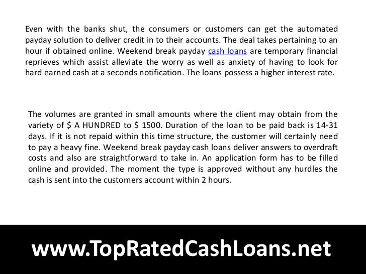 Is interest on payday loans too high picture 9