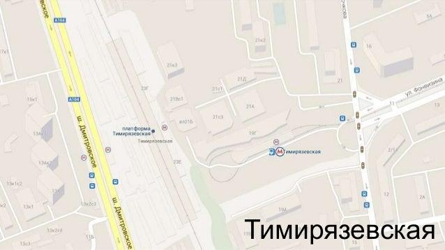 Тимирязевская