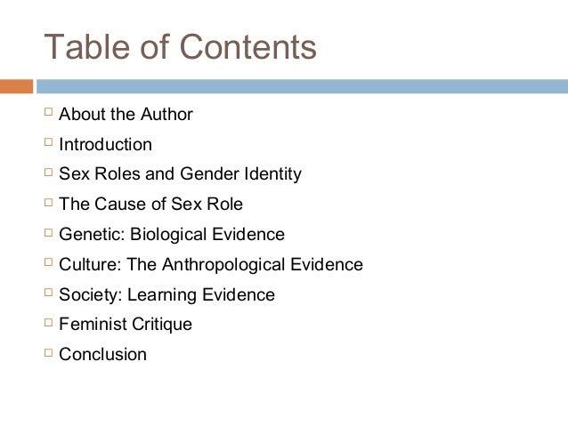 Sex roles hamilton mccubbin summary