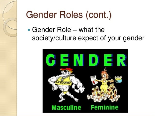 gender ideology in kwaio society Gender roles and ideology: crossing the divide gender ideology refers and responsibilities of women and men in society (kroska, 2006) by definition gender.