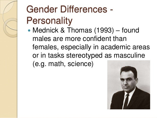 the gender roles of different generations To compare and contrast gender roles in the us and germany and to form large, removable gender symbols (one male and one female) mounted at the (different generations), ethnic groups, social class, etc.