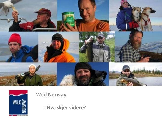 Wild Norway - Hva skjer videre?