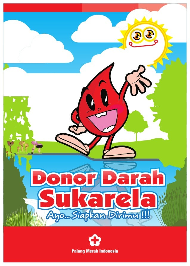 4 Donor Darah Pmr We Care We Share