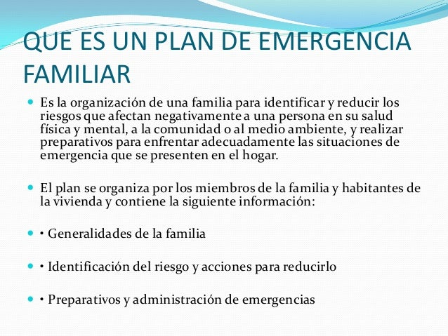 4 2 10 plan familiar de emergencias