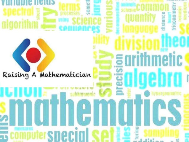 Importance of Mathematics  Mathematics is a science fundamental to all other sciences  It is one of the oldest subjects,...