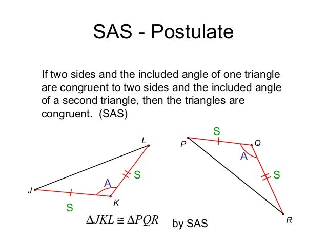 44 45 52 Proving Triangles Congruent
