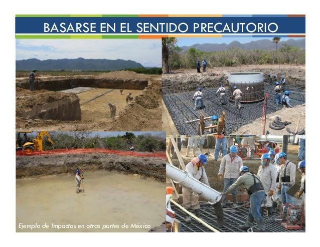La Corresponsabilidad Social y Ambiental ante los Mega Proyectos de Desarrollo en México Casos en México: Proyecto Eólico ...