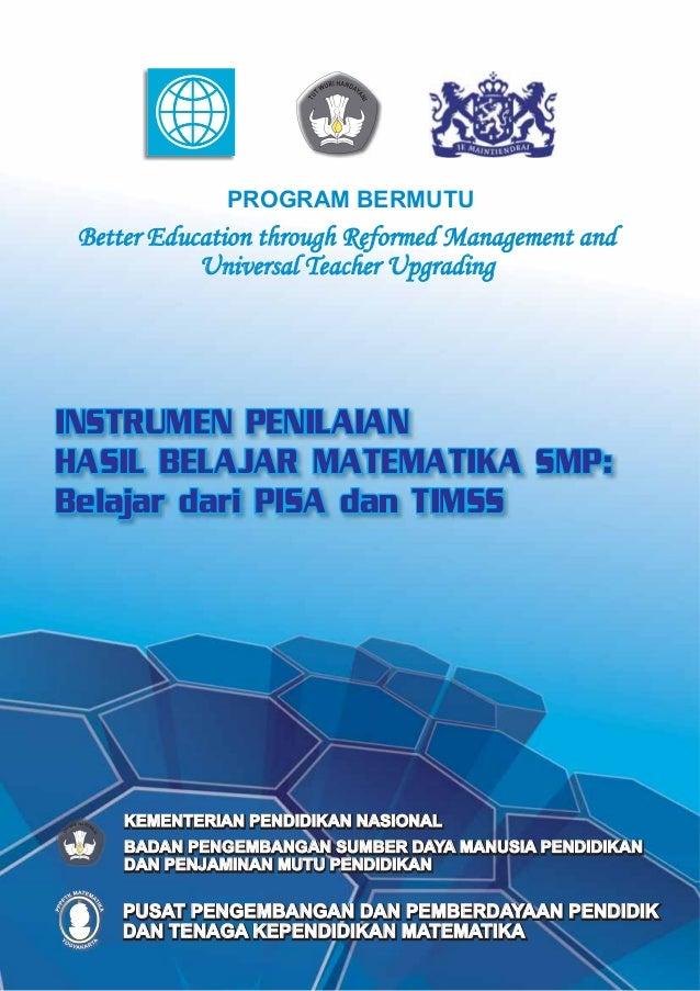 Better Education through Reformed Management and Universal Teacher Upgrading Better Education through Reformed Management ...