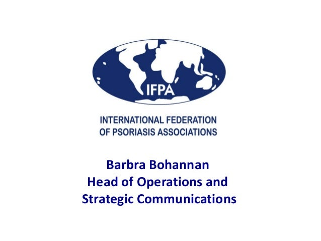 Barbra Bohannan Head of Operations and Strategic Communications
