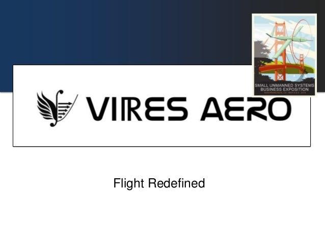 Flight Redefined