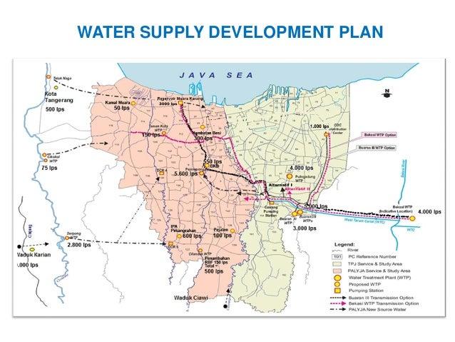 Waterworks City Presentation - Jakarta(Indonesia)