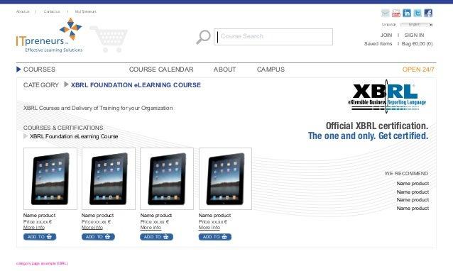 ITpreneurs 2011 Store redesign Slide 3