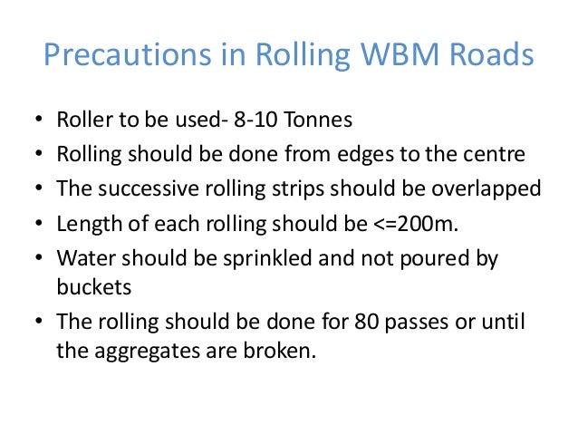 4  wbm roads 10 sep