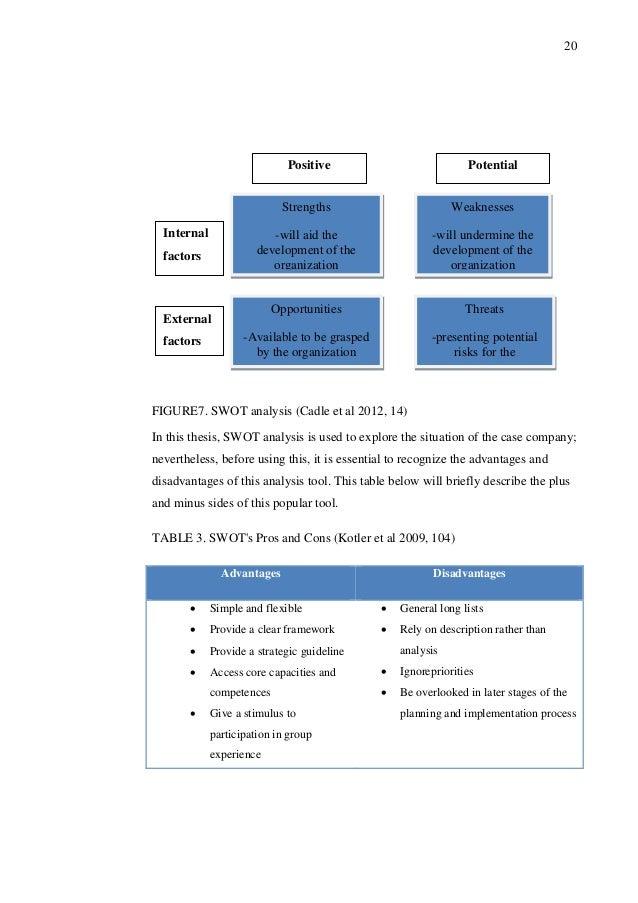 advantages and disadvantages of mckinsey 7s model pdf