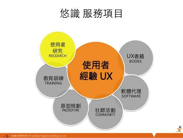 ECX2014 線上購物經驗使用者研究方法 Slide 3