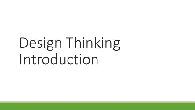 STEM in the Classroom - Design Thinking Slide 2
