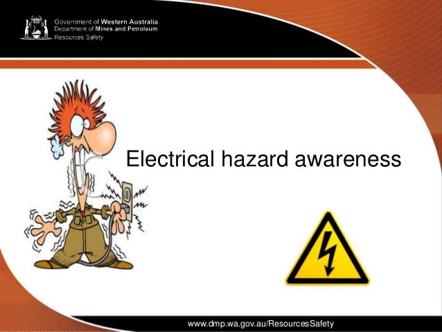 Electricity Dangers Powerpoint