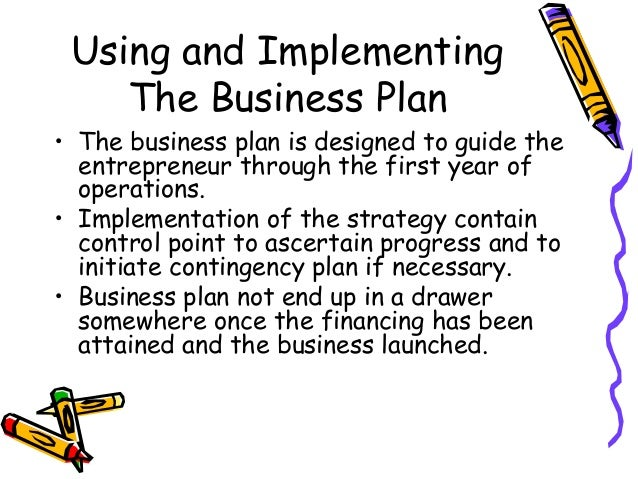 What Does a Business Plan Include?