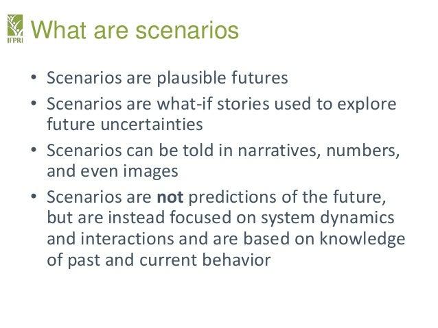 Core Training Presentations- 4 Introduction to Scenario Analysis Slide 2