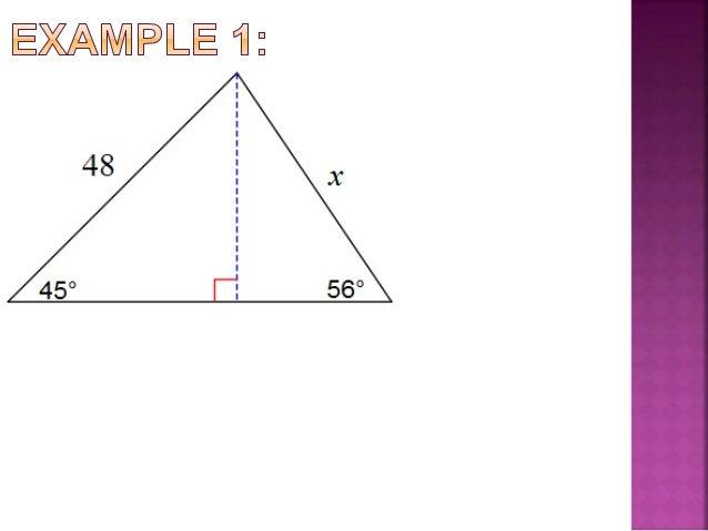 4.4 multi step trig problems