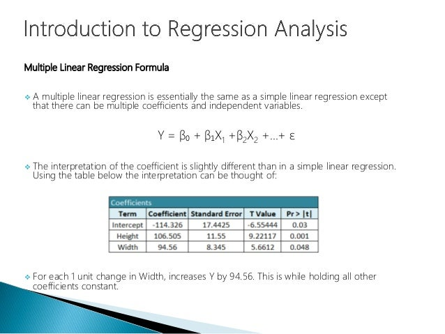 Data Science - Part IV - Regression Analysis & ANOVA