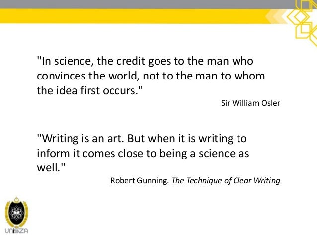 """""""In science, the credit goes to the man who convinces the world, not to the man to whom the idea first occurs."""" Sir Willia..."""
