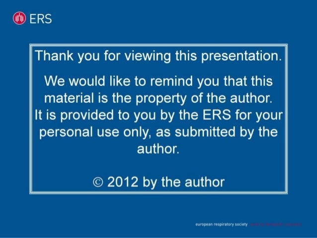 Thank you for viewing this presentation. We would like to remind you that this material is the property of the author. It ...