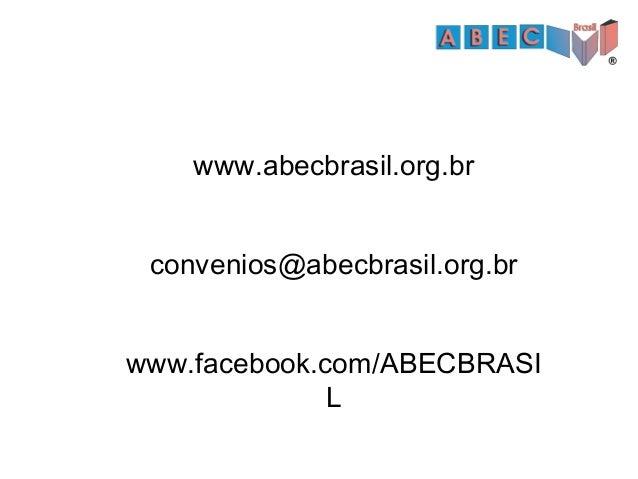 Acordo ABEC/iThenticate - Silvia Galletti