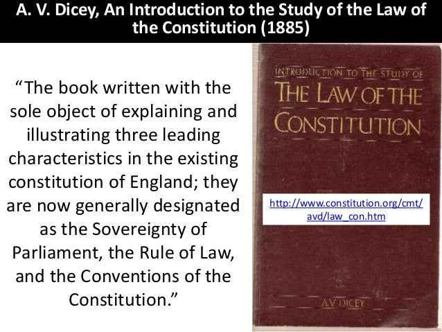 constitutional and administrative law essay blb1118 – constitutional law lecture 4 – basic constitutional principles in this lecture, we will briefly complete the story of the path to federation then explore two basic concepts of constitutional law embodied in the australian constitution: the rule of law and the separation of powers.