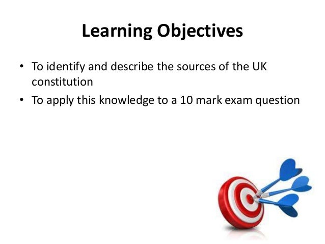 sources of uk constitution essay