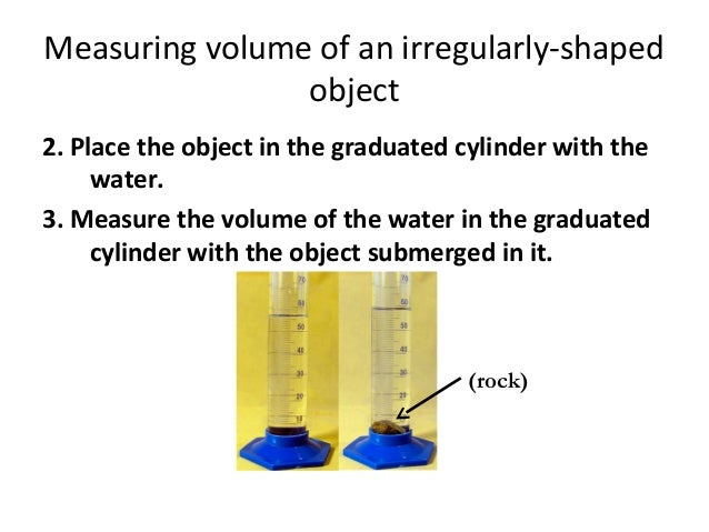 Using a Graduated Cylinder – Graduated Cylinder Worksheet