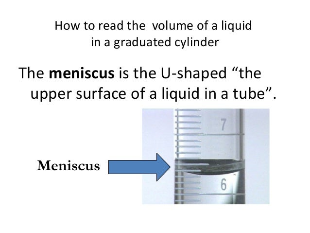 Using a Graduated Cylinder – Reading a Graduated Cylinder Worksheet