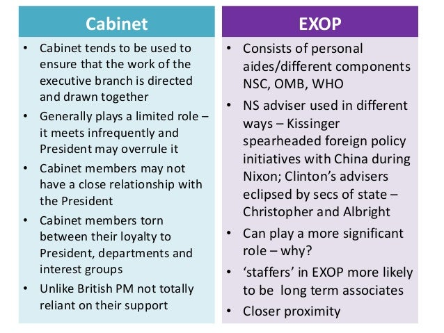 what is the role of cabinet members how important is the cabinet 28313
