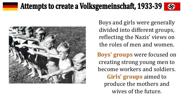 education and propaganda in nazi germany Education in nazi germany propaganda in school hitler also the shape that education took in nazi germany was specially designed to target the youth and.