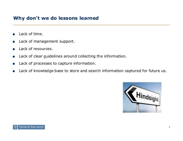 Lessons Learned Template Pmbok.Lessons Learned Template Pmbok Image ...
