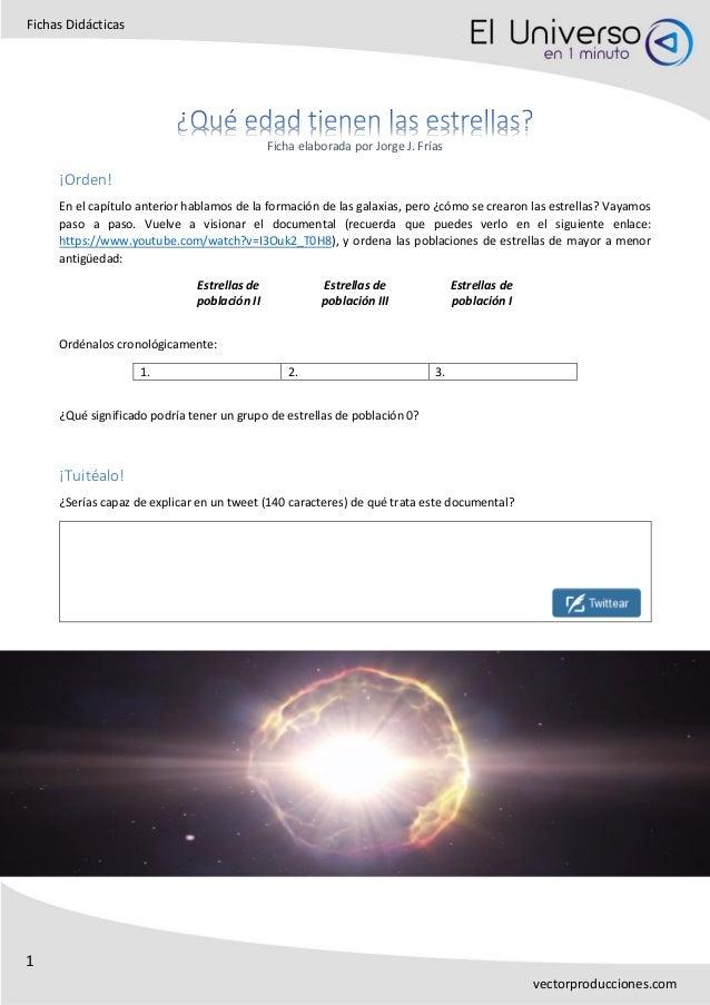 1 Fichas Didácticas vectorproducciones.com Ficha elaborada por Jorge J. Frías ¡Orden! En el capítulo anterior hablamos de ...