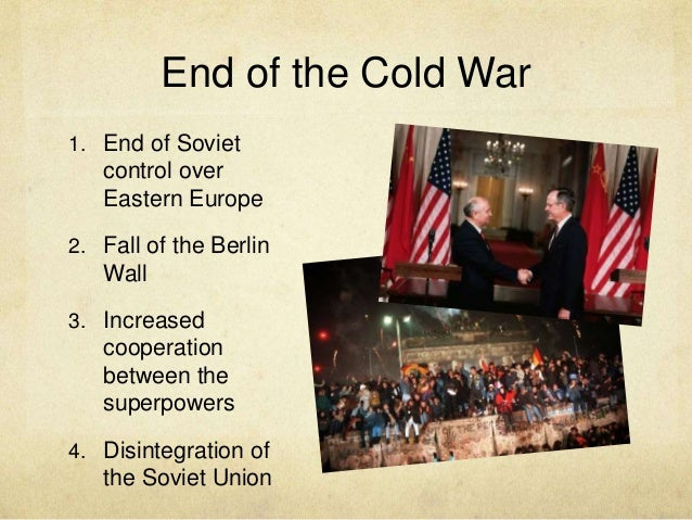 end of cold war - photo #30