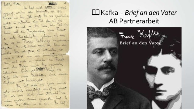 📖 Kafka – Brief an denVater AB Partnerarbeit