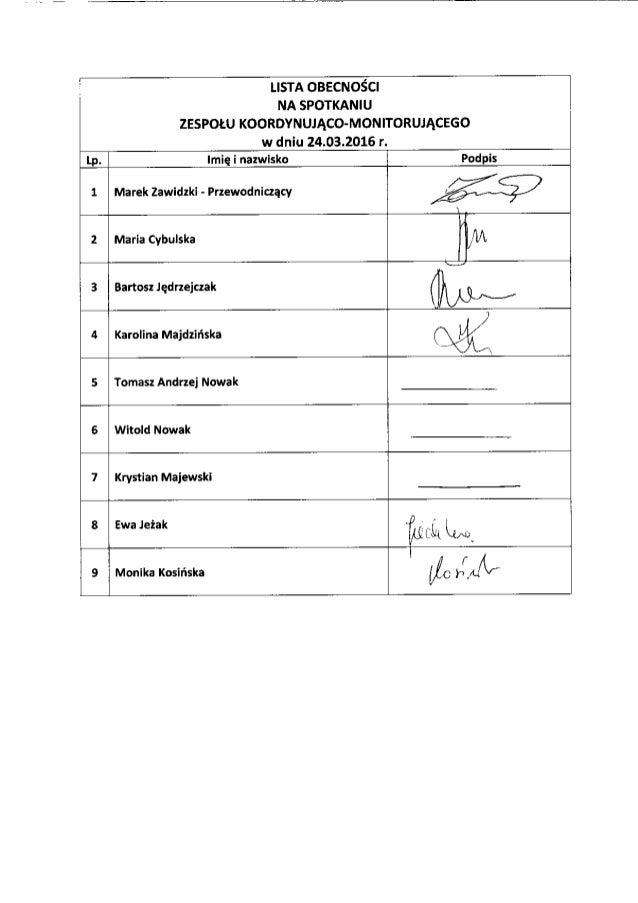 4.  protokół z posiedzenia Zespołu Koordynująco-Monitorującego KBO
