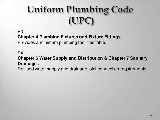 City of salina presentation information about proposed building code 51 52 p3 chapter 4 plumbing fixtures and fixture fittings sciox Gallery