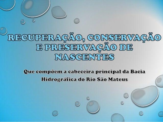 O Município de São Félix de Minas é um dos municípios que compõem a Bacia Hidrográfica do Rio São Mateus que está inserida...