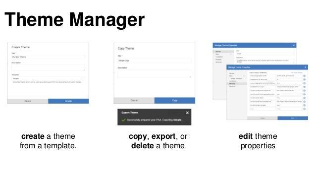 Web Developer Dashboard Client machine: developer workstation or integration/build server Portal Server HTTP Script apps: ...