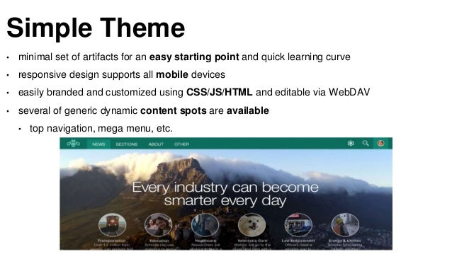 Customizing Themes: Capabilities