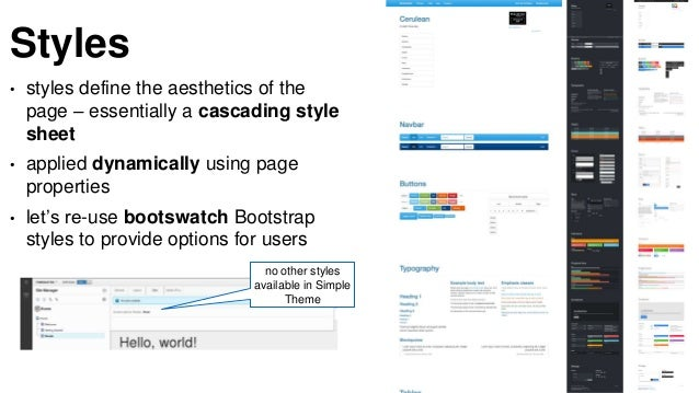 Styles • /Dev/bootswatch/system/styles.json • /Dev/bootswatch/css • /cerulean • /bootstrap.min.css • /thumbnail.png • /cos...