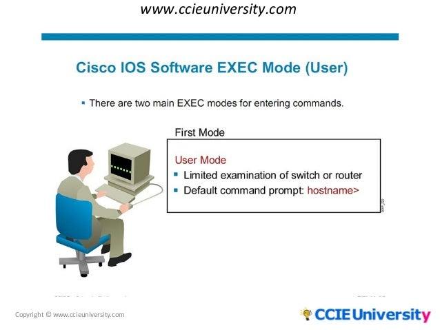 operating cisco ios software