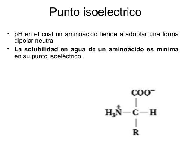 Los aminoácidos se pueden unir por enlaces peptídicos  Dos aminoácidos Eliminación de una molécula de agua ... Formación ...