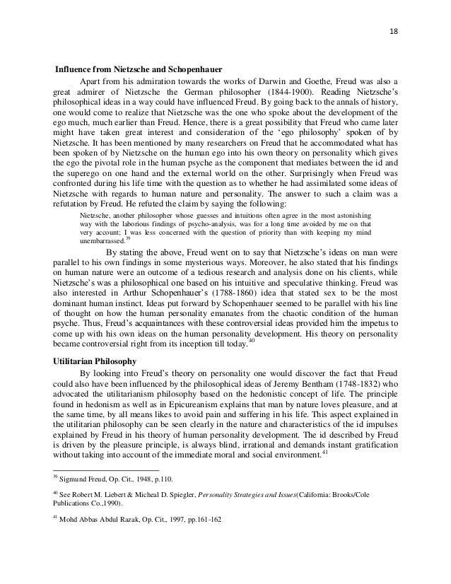 sigmund freud scholarly articles