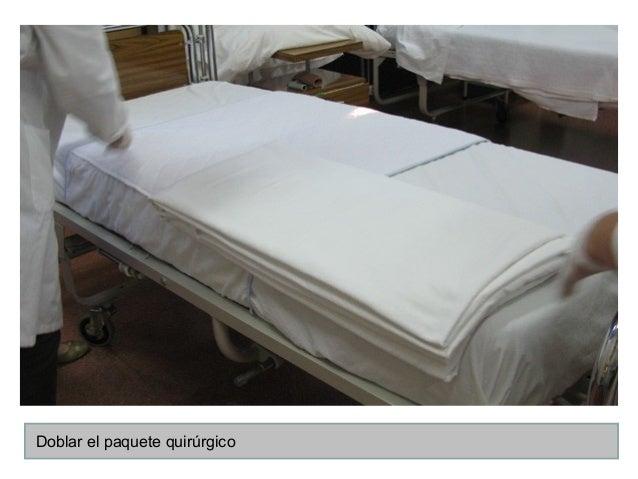 4 la cama quirurgica for Cama abierta