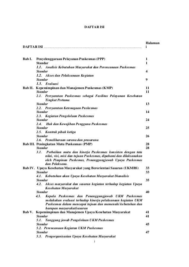 ii  Standar 5.4. Komunikasi dan Koordinasi 49 Standar 5.5. Kebijakan dan Prosedur Pengelolaan 50 5.6. Akuntabilitas Peng...