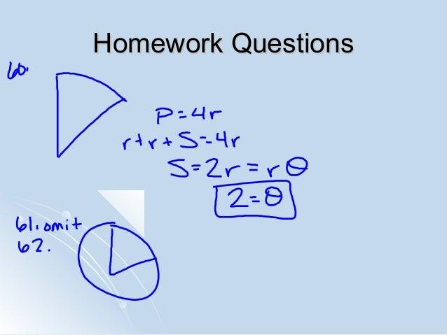 Homework QuestionsHomework Questions